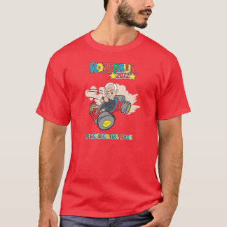 Go Kart Ron Paul 2012 T-Shirt
