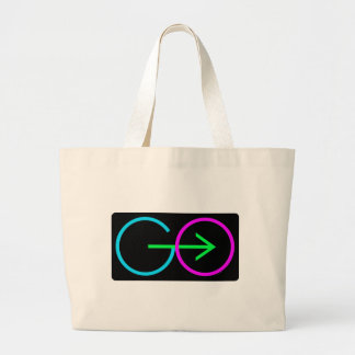 Go Large Tote Bag