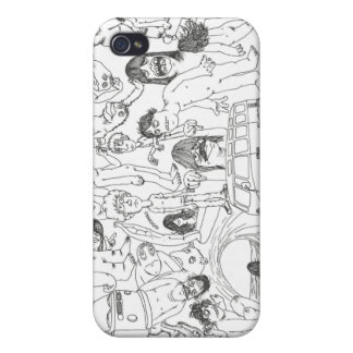 Go Longboard Cases For iPhone 4