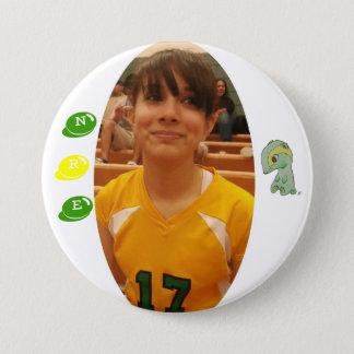Go Norah 7.5 Cm Round Badge
