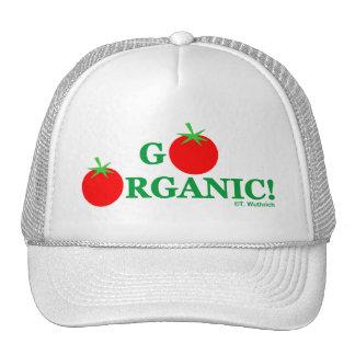 GO ORGANIC Lady Organic Gardening Cap