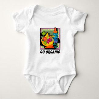 Go Organic Tshirts
