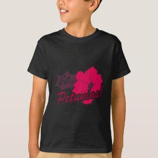 Go Petunias! Tee Shirts