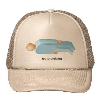 Go Planking Cap