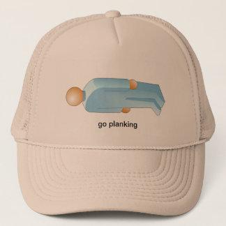 Go Planking Trucker Hat