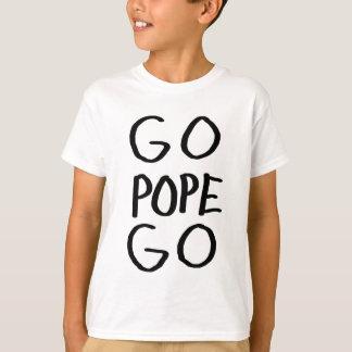 go pope go T-Shirt
