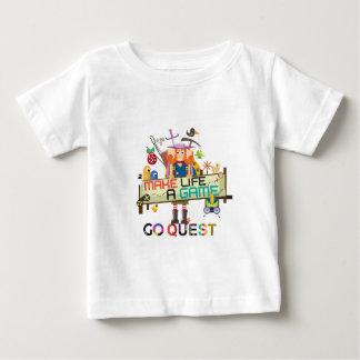 Go Quest Female T Shirts