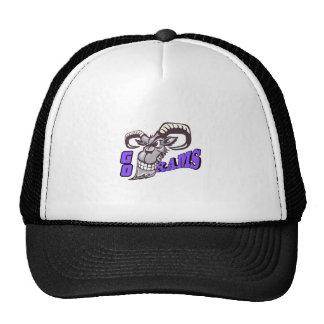 GO RAMS TRUCKER HATS