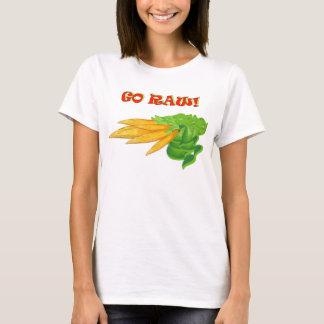 GO RAW-CARROTS T-Shirt