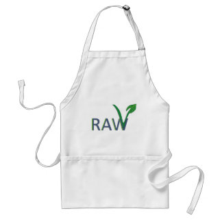 go raw standard apron