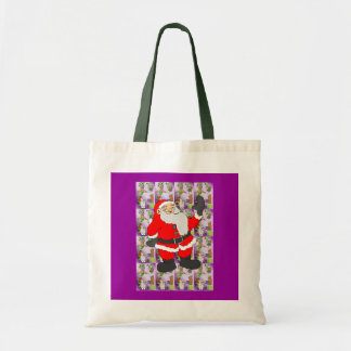 Go shopping with Santa Bags
