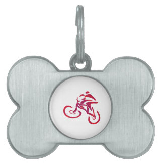 Go Speed racer go... Pet Name Tag