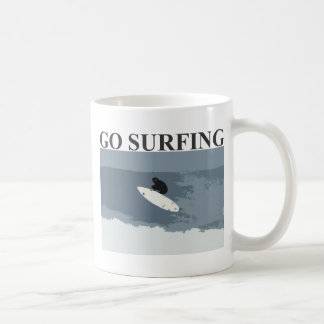 GO SURFING MUGS