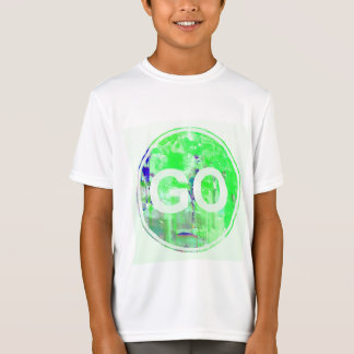 """Go"" sweat shirt"
