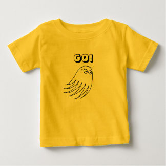GO! Swimming Sea Creature Baby T-Shirt