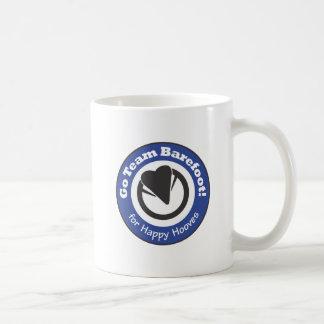 Go Team Barefoot! Mug