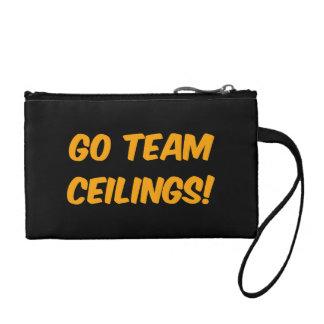 Go Team Ceilings Ultimate Fan Coin Purse