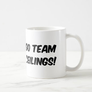 Go Team Ceilings Ultimate Fan Basic White Mug