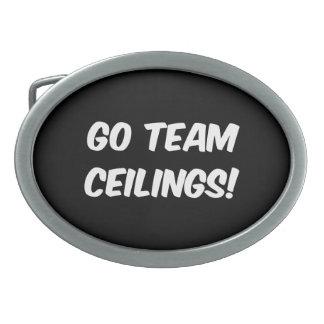 Go Team Ceilings Ultimate Fan Belt Buckles