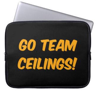Go Team Ceilings Ultimate Fan Computer Sleeves