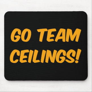 Go Team Ceilings Ultimate Fan Mouse Pad