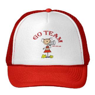 Go Team Rah Rah Rah T-shirts and Gifts Cap