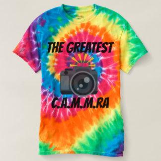 Go team Tie-Dye T-Shirt