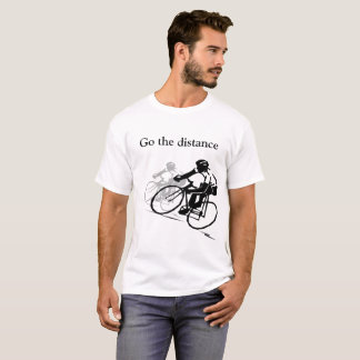Go the Distance Cycling T-shirt