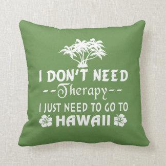 GO TO HAWAII CUSHION