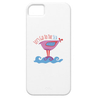 Go to the Sea Case For The iPhone 5