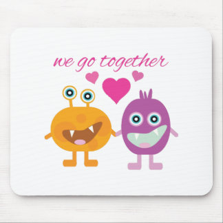 Go Together Mousepad