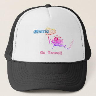 Go Travel! Trucker Hat