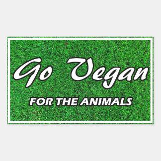 Go Vegan | Activism Stickers | Save the Animals