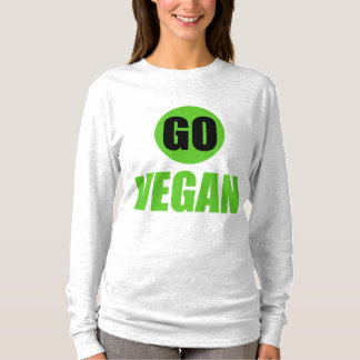 Go Vegan Jumper Sweater
