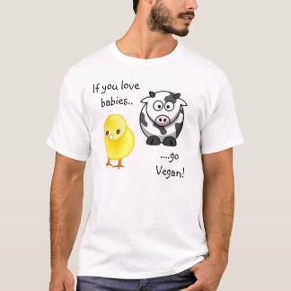 ....go Vegan! T-Shirt