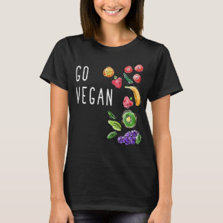 Go Vegan T-Shirt