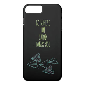 """""""Go Where the Wind Takes You"""" Phone Case"""