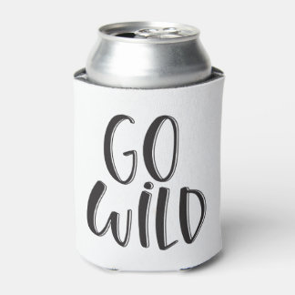 Go Wild | Can Cooler