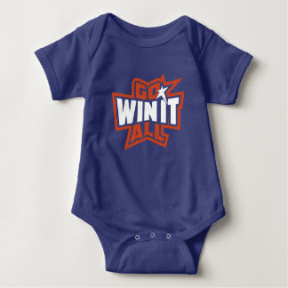 Go Win It All 2017 World Series Baby Jersey Baby Bodysuit
