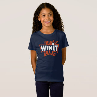 Go Win It All 2017 World Series Girls T-Shirt