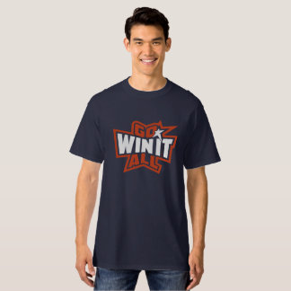 Go Win It All! 2017 WS Men's Tall Hanes T-Shirt