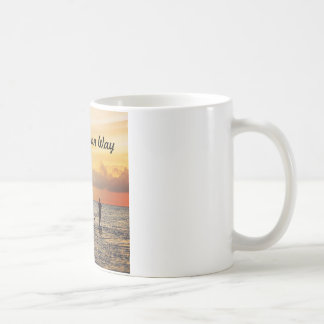 Go Your Own Way Paddleboarding Mug