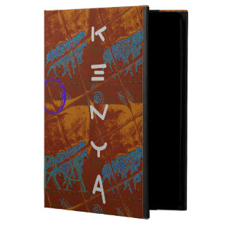 Go Zebra Kenya Safaris iPad Air Case
