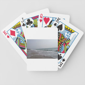 Goa Beach India Bicycle Playing Cards