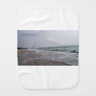 Goa Beach India Burp Cloth