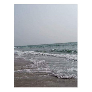 Goa Beach India Postcard