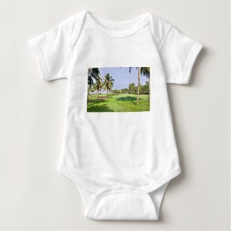 Goa India 2 Baby Bodysuit