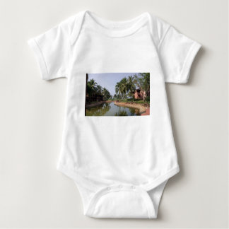 Goa India Baby Bodysuit