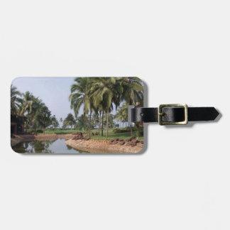 Goa India Luggage Tag