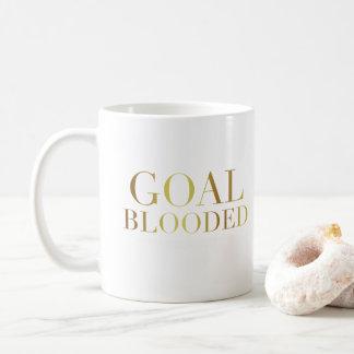 Goal Blooded Mug